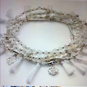 """Kendra Scott  """"Julie"""" stretch bracelets"""